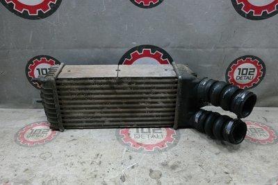 Радиатор интеркуллера Peugeot Partner (2003-2008)