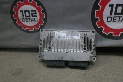 Блок управления АКПП Peugeot 308 Citroen C4