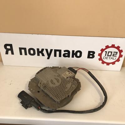 Мотор вентилятора охлаждения F25 2.0D F10 2.0i 2.8