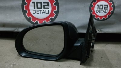 Kia Rio 3 зеркало левое с повторителем