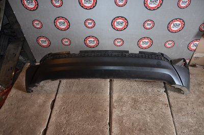 Юбка заднего бампера Hyundai Tucson