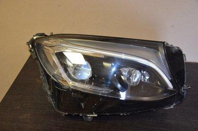 Фара правая Mercedes Benz GLC -Class X253 LED