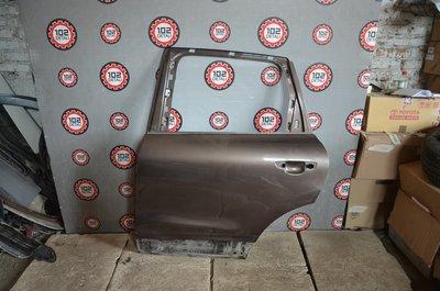 Дверь задняя левая Volkswagen Touareg Cayenne