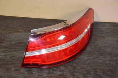 Фонарь правый наружный Mercedes GLE C292 Coupe
