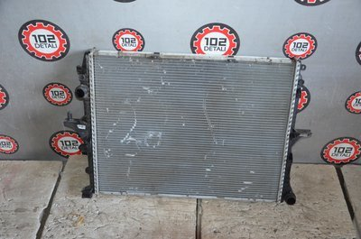 Радиатор охлаждения VW Touareg / Cayenne / Audi Q7
