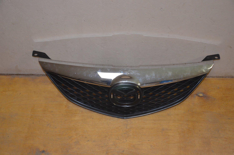 Решетка радиатора Mazda 6 GG