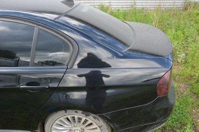 Крыло заднее левое четверть BMW 3 E90