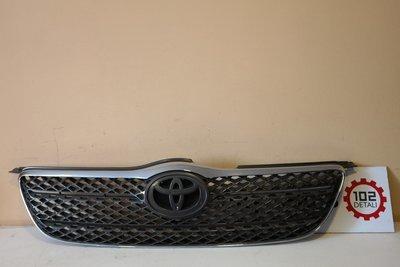 Решетка Радиатора Toyota Corolla E12