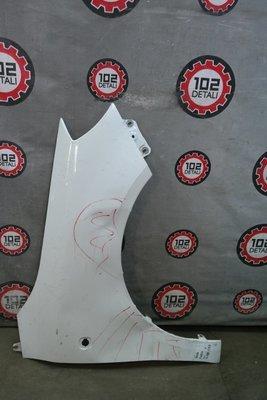 Крыло переднее правое Skoda Fabia 2