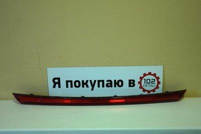 Накладка крышки багажника Kia Rio 4