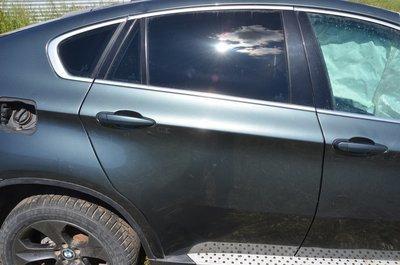 Дверь задняя правая BMW X6 E71