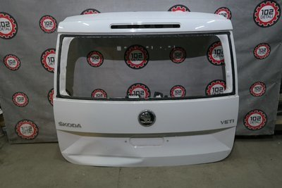 Дверь багажника Skoda Yeti