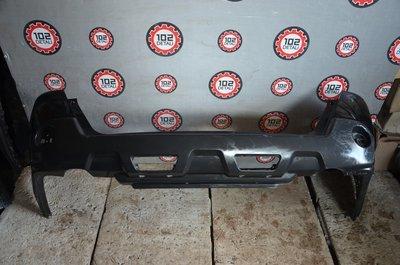 Nissan X-Trail T31 Задний бампер