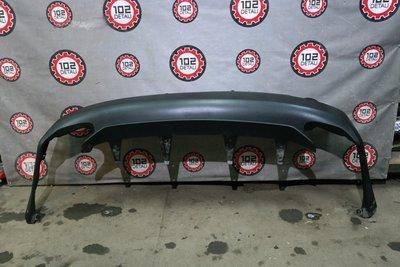 Юбка заднего бампера Lexus NX 200/300H