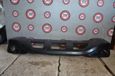 Юбка переднего бампера Honda CR-V 0