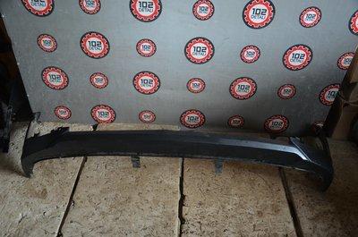 Юбка переднего бампера Hyundai Tucson 3