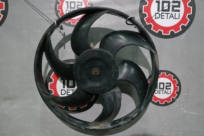 Вентилятор радиатора Chevrolet Niva