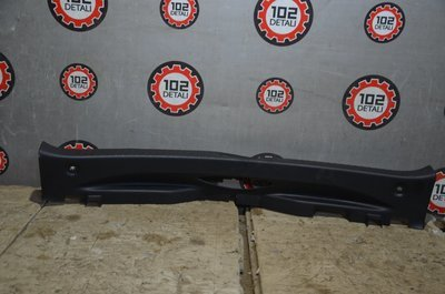 Обшивка багажника Nissan Qashqai (J10)