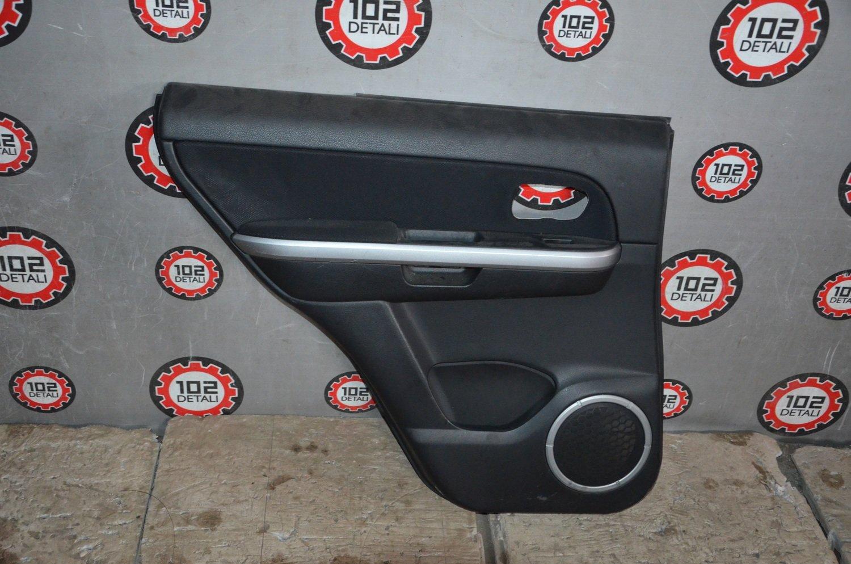Обшивка задней левой двери Suzuki Grand Vitara