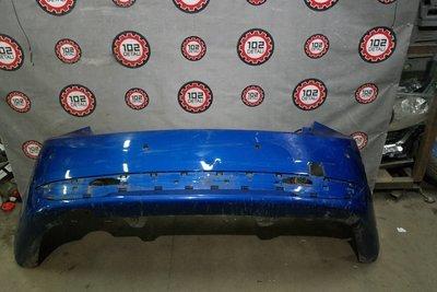Бампер задний Chevrolet Cruze RS