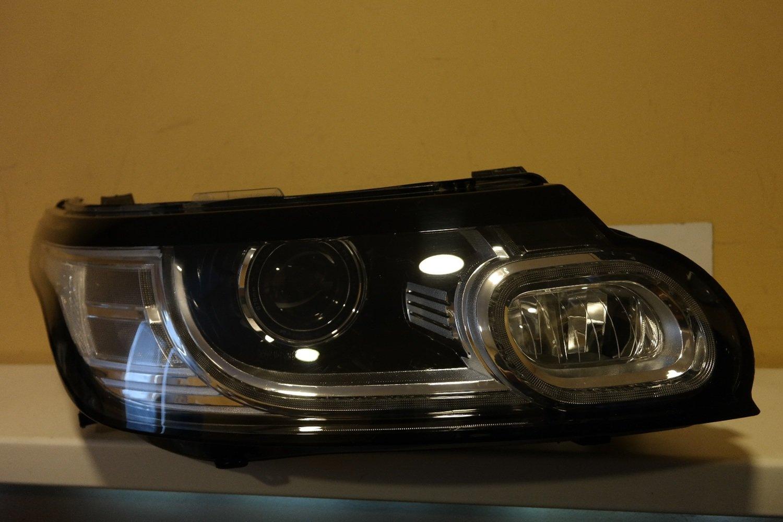 Фара правая Range Rover Sport 2 Bi-Xenon + LED