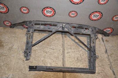 Панель передняя телевизор Skoda Octavia A7