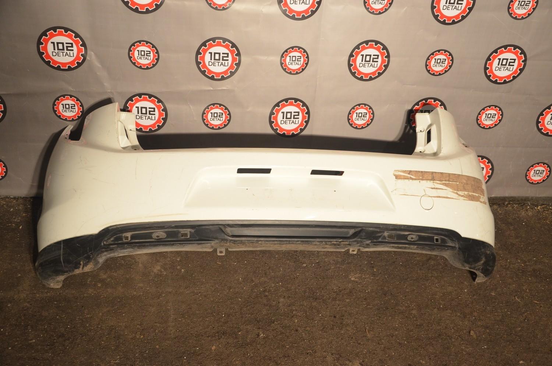 Задний бампер Citroen C4 Aircross