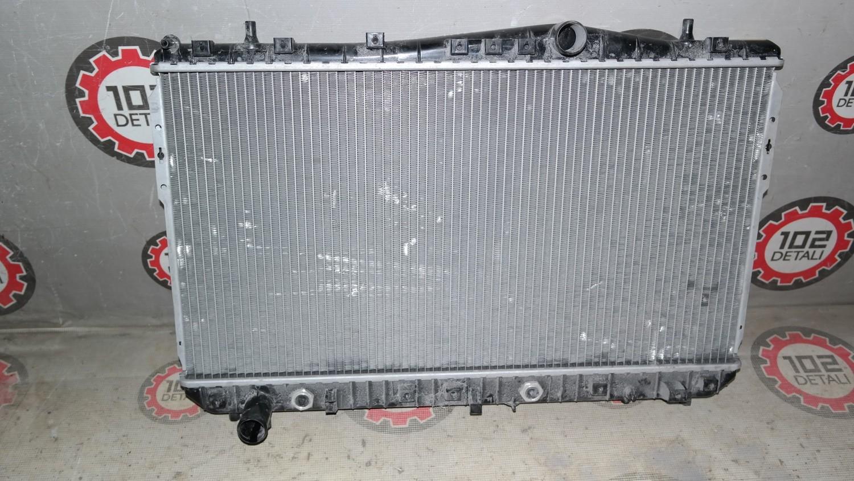 Радиатор основной Chevrolet Lacetti (2003--)