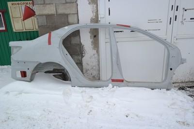 Боковина кузова правая BYD F3 (2005--)