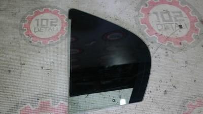 Стекло двери задней левой (форточка) для Chevrolet Aveo (T300) седан  2011>