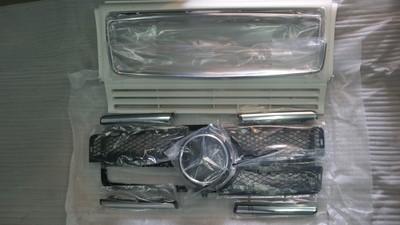 Решетка радиатора Mercedes Benz G-CLASS W463 (1989>)