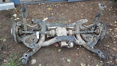 Задняя ось Audi A6 [C7,4G] 2011>