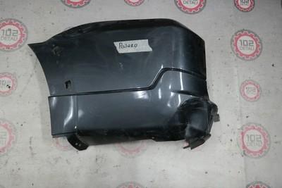 Бампер задний левая часть Mitsubishi Pajero 4