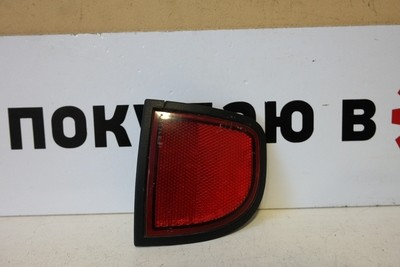 Отражатель задний правый Mitsubishi L200