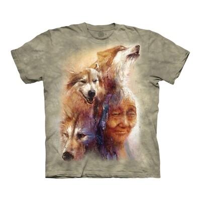 T-Shirt Medicine Woman Native
