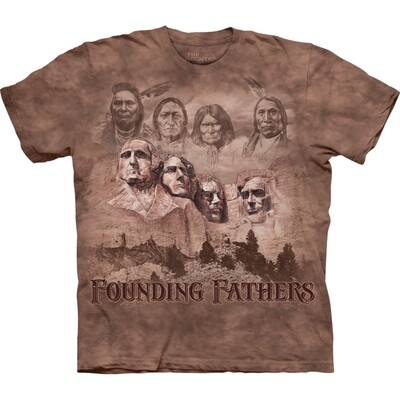 T-Shirt The Founders Native Indian