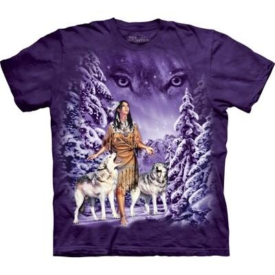 T-Shirt Eyes Native Indian
