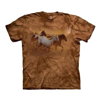 T-Shirt Gold Run