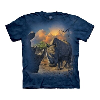 T-Shirt Rhino Standoff