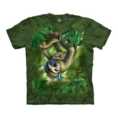 T-Shirt Sloth Mama