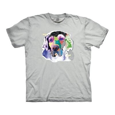 T-Shirt Soulful Golden