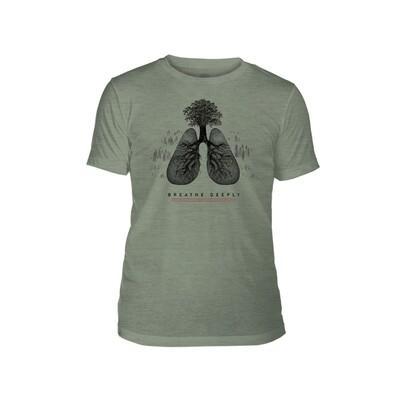 T-Shirt Breathe Deeply MT