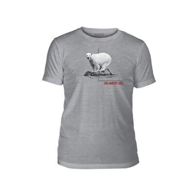 T-Shirt Habitat Polar Bear Protect