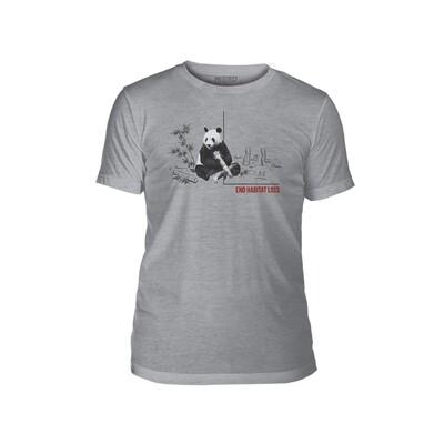 T-Shirt Habitat Panda Protect