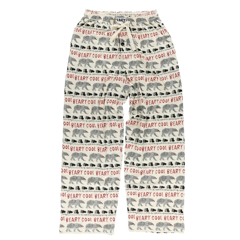 Pyjamasbyxor  Beary Cool