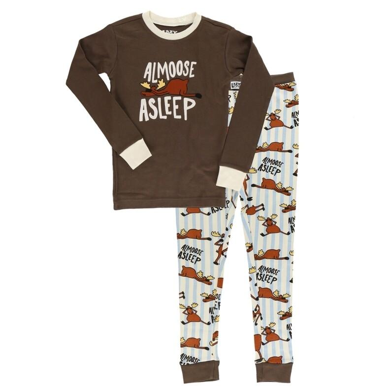 Almoose Asleep - PJ Set