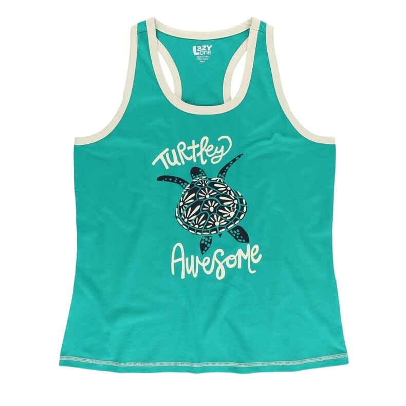 Turtley Awesome Tank Top