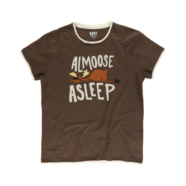 Pyjamastopp Almoose Asleep