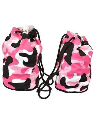 Tote Bag Camo Pink