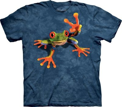 The Mountain Victory Frog